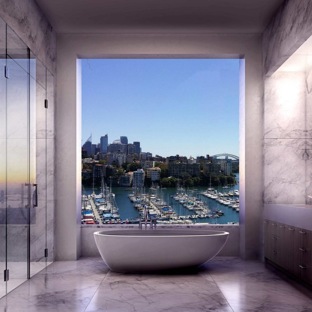 Apartments Darling Point Sydney Australia