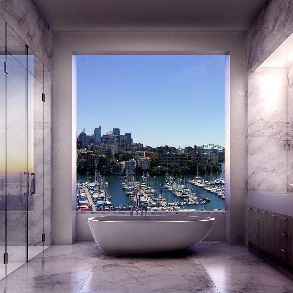 apartments darling point sydney australia