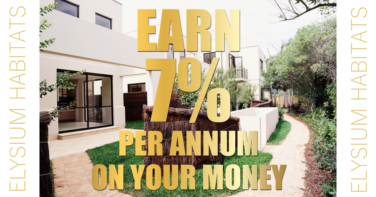 property investment 7% return